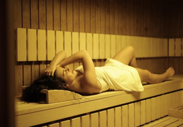 Blokhut sauna